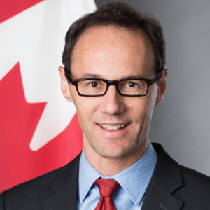 Weldon Epp (Consul-General at Canadian Consulate)