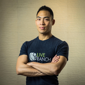 Alan Leung (Founder of Olive Branch)