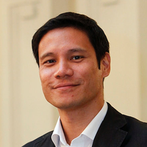 Dominic Penaloza (Founder and CEO  of  WorldFriends,  Bestaurant, Ushi)