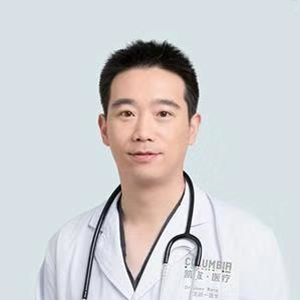Joey Wang (Doctor at Columbia Clinic)