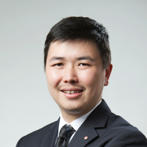 Marshall Chen (Head of Fiducia's China Consulting Team)